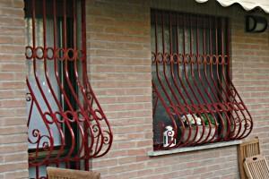 Inferriate di sicurezza Milano