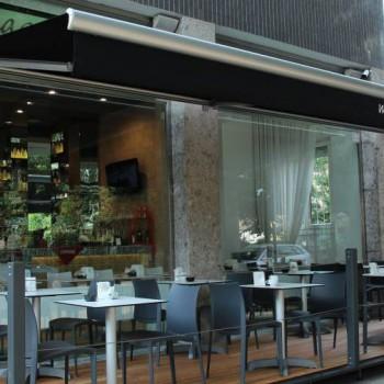 Tende bar Milano